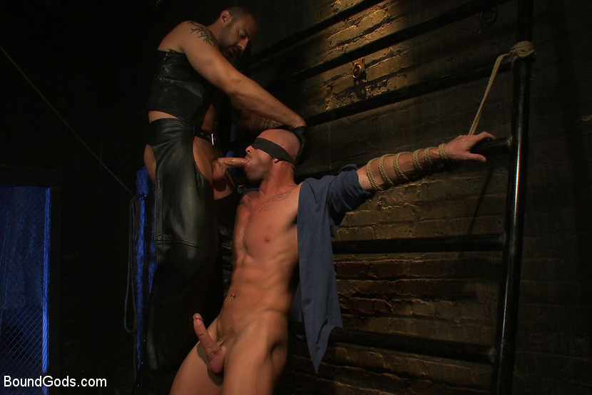 BestBDSM24.com - Image 15748 - Muscle Stud and the Electric Ball Crusher