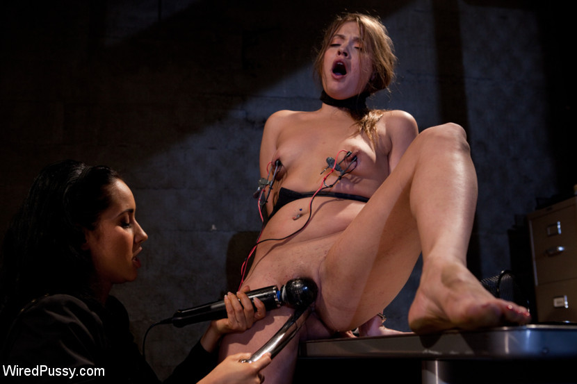 BestBDSM24.com - Image 16792 - Ashlynn Leigh, caught smoking while working & is sent to Isis Love in order to keep her job!