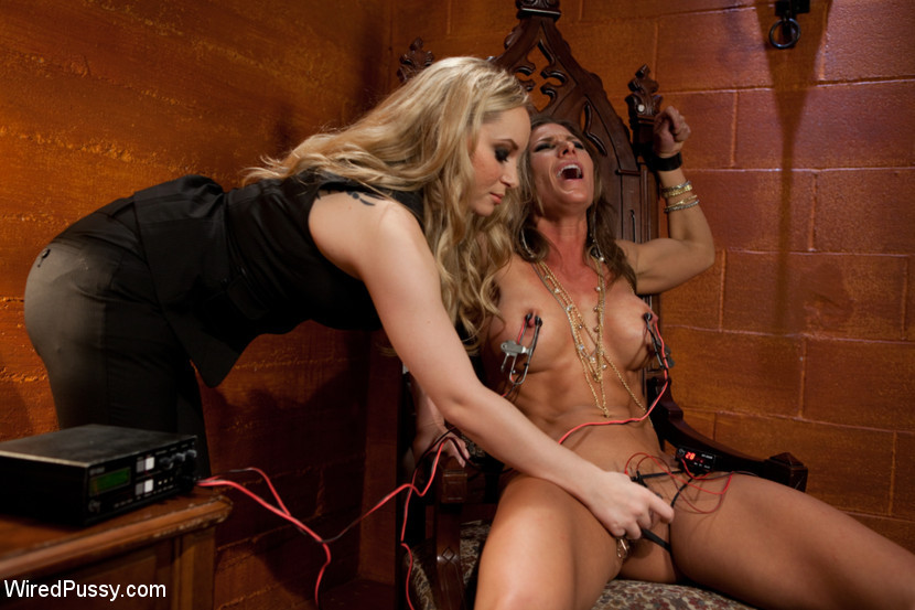 BestBDSM24.com - Image 18568 - Prostitute Suffers to Her Electro Pimp