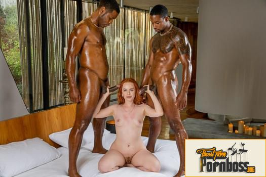 Blacked - Ella Hughes