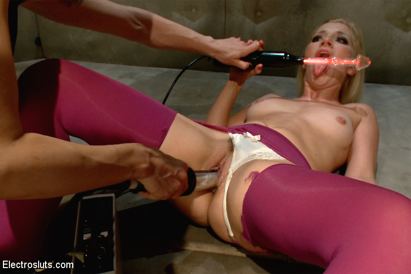 BestBDSM24.com - Image 21884 - Sexy, Blonde ASHLEY FIRES Subs for Electrosluts!!