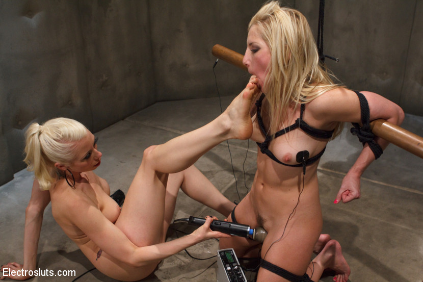 BestBDSM24.com - Image 21886 - Ashley Fires Suffers to Wired Copper!
