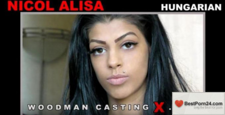 Woodman Casting X – Nicol Alisa