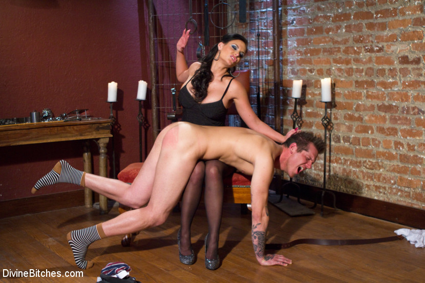 BestBDSM24.com - Image 22395 - Goodbye Parker London: A Divine farewell administered by Phoenix Fucking Marie!