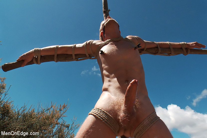 BestBDSM24.com - Image 22877 - Captured and edged in the deep woods