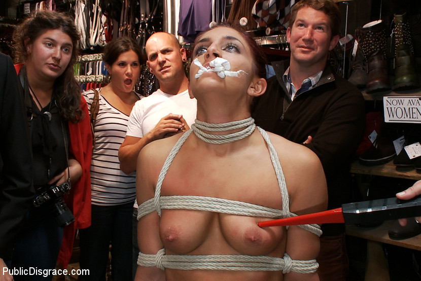 BestBDSM24.com - Image 24071 - Perfect Body, Beautiful Face - First Time Public Sex and BDSM