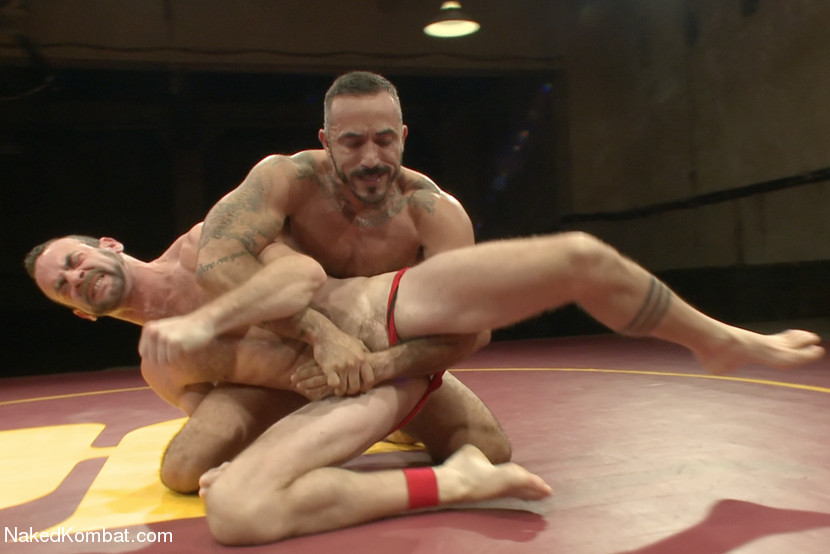 "BestBDSM24.com - Image 28215 - Clayton ""Pile-Driver"" Kent vs. Alessio ""El Lobo"" Romero - The Hairy Match"