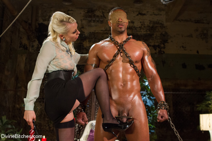 BestBDSM24.com - Image 28385 - A Chastity Punishment For The Fuck Slave