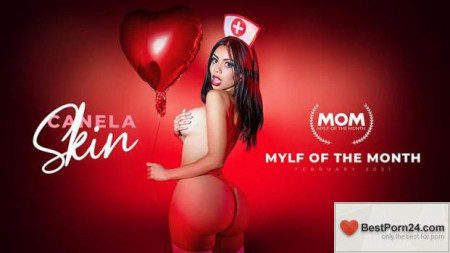 Mylf Of The Month – Canela Skin