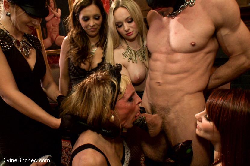 BestBDSM24.com - Image 29103 - CAUTION: EXTREME FEMDOM HUMILIATION! Live Sissy/Bisexual humiliation
