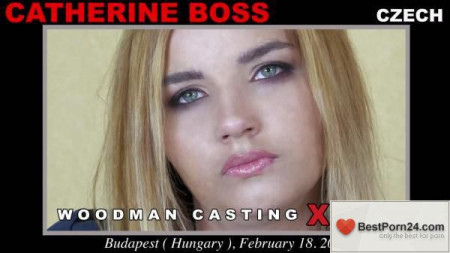 Woodman Casting X – Catherine Boss