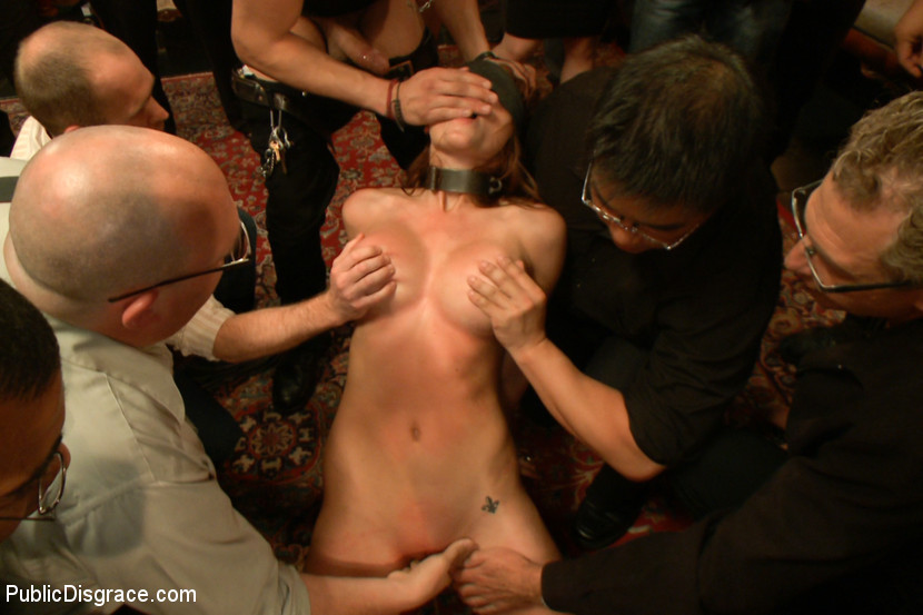 BestBDSM24.com - Image 30073 - Beautiful Amateur Kenzie Vaughn Bound, Blindfolded, Ass Fucked, Dp'ed