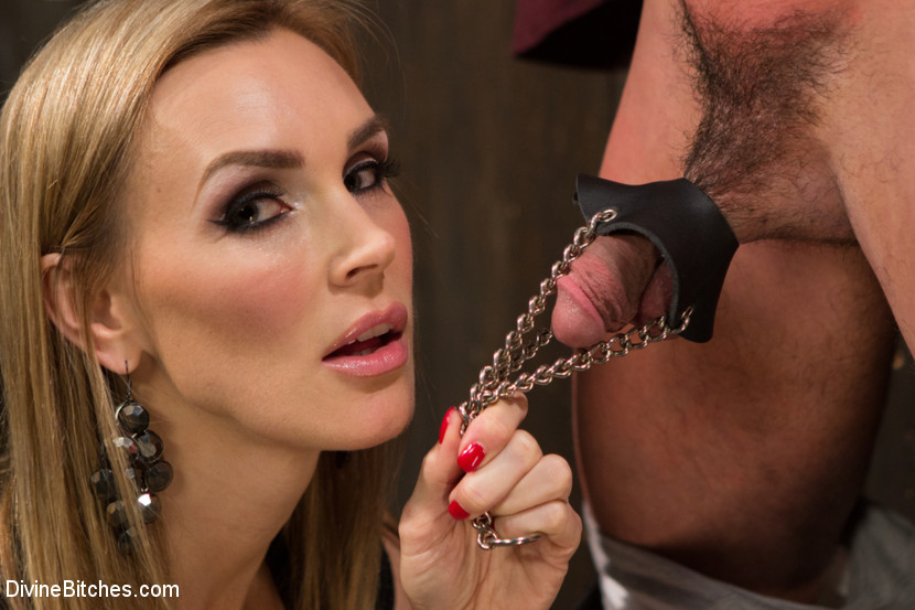 BestBDSM24.com - Image 30430 - British bombshell, Tanya Tate gives douche bag club dude a lesson!