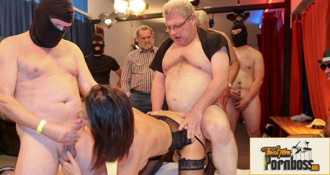 Group Banged - Lustful Dacada