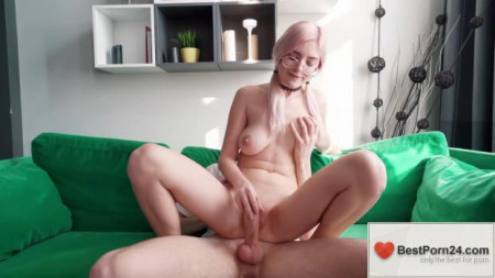 Eva Elfie – fucked a fan on stream!