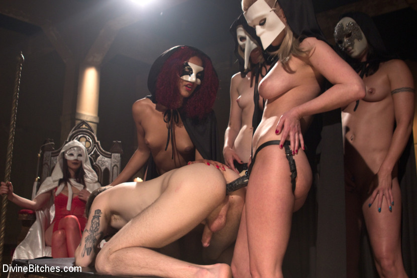 BestBDSM24.com - Image 35394 - The Secret Femdom Society of Prostate Milking.