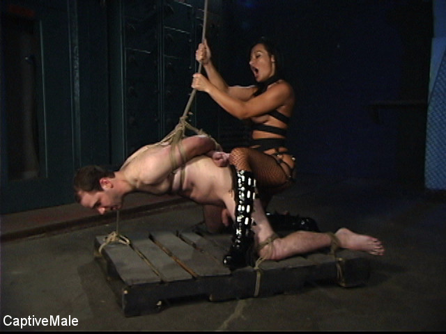 BestBDSM24.com - Image 35759 - Sandra Romain's Captive Cargo Submits to Inspections