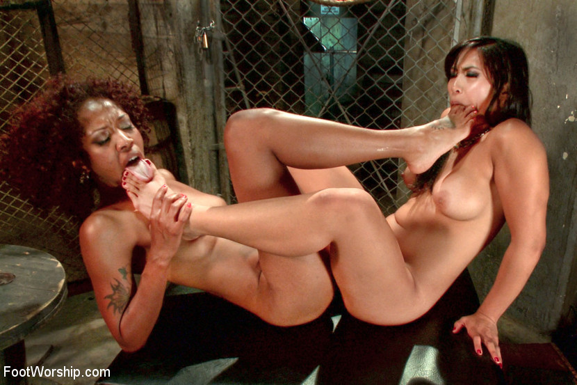 BestBDSM24.com - Image 36048 - Lotus Lain and Mia Li are Hot FOR FEET AND PUSSY!