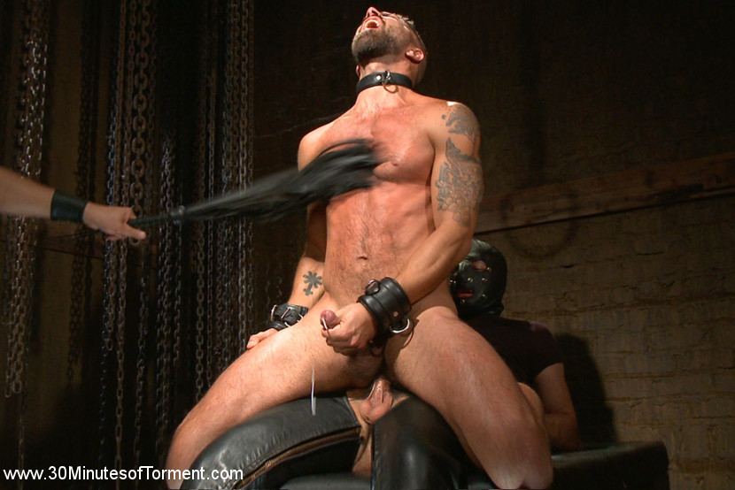 BestBDSM24.com - Image 36288 - Super Hunk Adam Ramzi - Tormented and Ass Violated