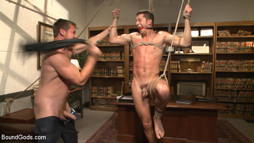 BestBDSM24.com - Image 38102 - Hot Mormon Jock Fucked in Bondage to Prove His Devotion to the Church