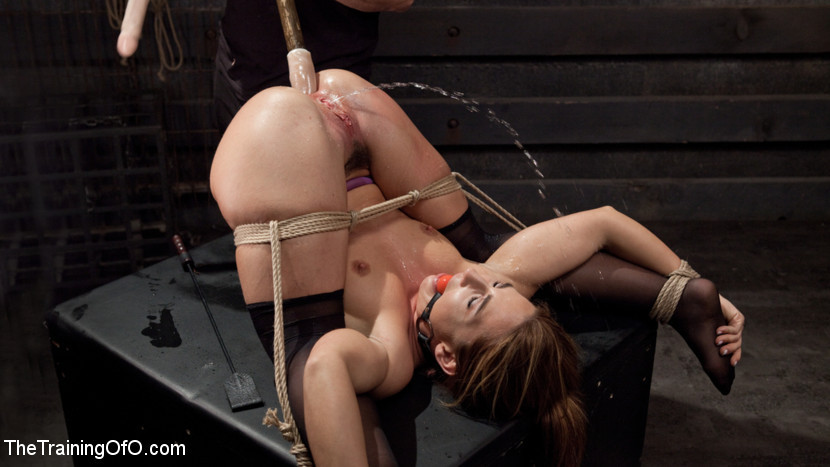 BestBDSM24.com - Image 38276 - Big Ass Double Penetration Squirting Bondage Slave, Savannah Fox
