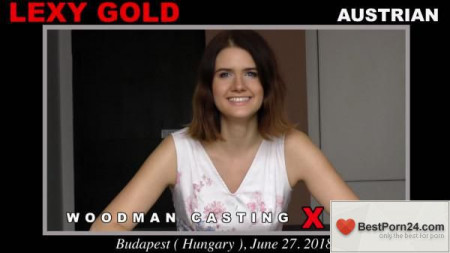 Woodman Casting X – Lexy Gold