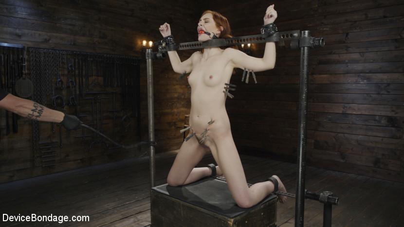 BestBDSM24.com - Image 44491 - Red Head Slut Gets Destroyed in Diabolical Bondage