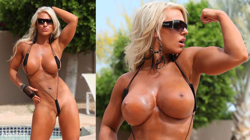 BestBDSM24.com - Image 45819 - Muscle Iron Girls 1 - Megan Avalon