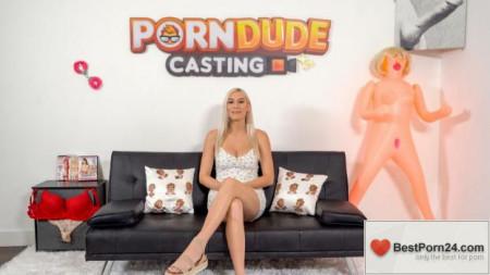 Porn Dude Casting – Kay Lovely