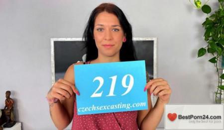 Czech Sex Casting – Sarah Simons